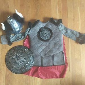 Kids Viking/Knight dress up